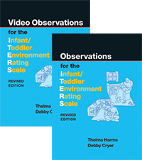Observations for the ITERS DVD & Workbook Set