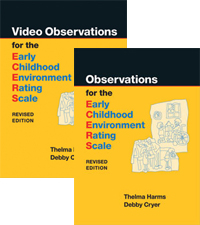 Observations for the ECERS DVD & Workbook Set