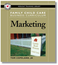Family Child Care Business Curriculum: Marketing