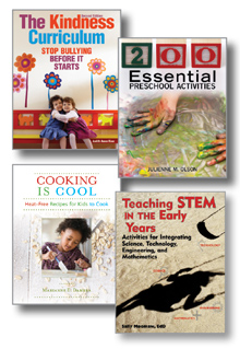 Activity Resource Shelf Collection 2
