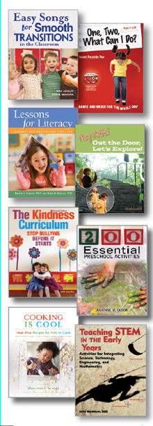 Complete Activity Resource Shelf Collection