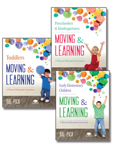 Rae Pica's Moving and Learning Set