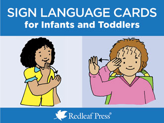 Sign Language Cards for Infants and Toddlers