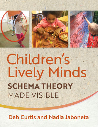 Children's Lively Minds: Schema Theory Made Visible