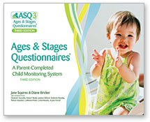 Ages & Stages Questionnaires, Third Edition: A Parent-Completed Child Monitoring System