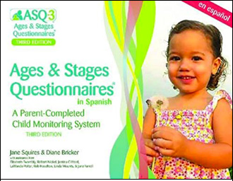 ASQ-3 Ages & Stages Questionnaires 3E Spanish