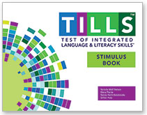Test of Integrated Language and Literacy Skills Stimulus Book