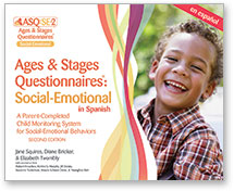 ASQ-SE-2 Questionnaires: Social-Emotional Spanish