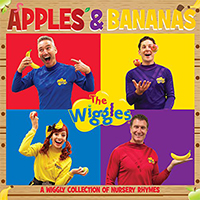 Apples & Bananas by the Wiggles (CD)