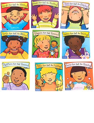 Best Behavior - Set of 9 Board Books