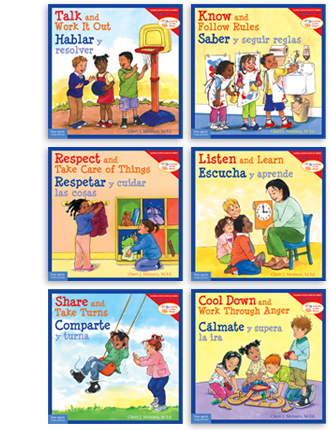 Learning to Get Along Bilingual (set of 6)