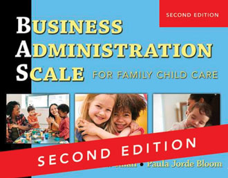 Business Administration Scale for Family Child Care, Second Edition
