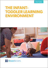 Infant-Toddler Learning Environment DVD