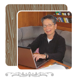 Image of author Angele Passe working