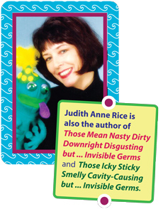 Judith Rice author of 