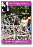 Lisa Murphy DVD Many Kinds of Smart