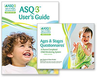 ASQ-3 Starter Kit in English