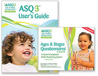 ASQ-3 Starter Kit in Spanish